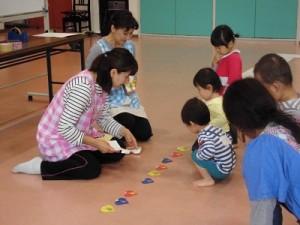 2・3歳児ひよこ教室